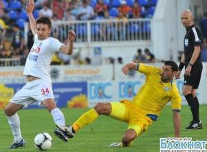 ФК «Ростов» сохранил место в премьер-лиге