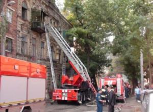 Движение по улице Шаумяна перекрыли из-за угрозы обрушения здания в Ростове