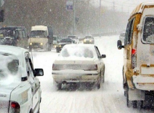 На трех трассах Ростовской области введены ограничения движения из-за непогоды