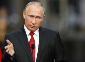 Владимир Путин перед выборами может приехать в Ростов к избирателям