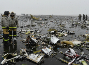 Совсем скоро станут известны причины падения Boeing-737-800