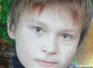 В Красносулинском районе найден 12-летний мальчик