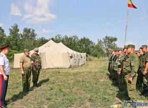 Донские казаки приступили к охране российско-украинской границы в Ростовской области