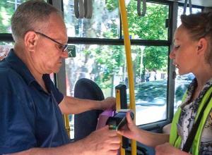 Озвучивание возраста оплативших проезд возмутило пассажиров в ростовских автобусах