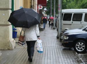 Дождливая погода снова вернется в Ростов после теплых дней