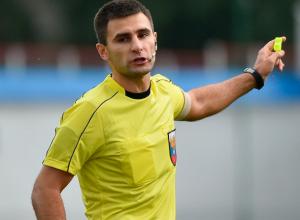 Любителя желтых карточек Сухого назначили судить матч «Ростова» и «Ахмата»