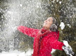 Долгожданный снегопад ожидается в Ростове на предстоящих выходных