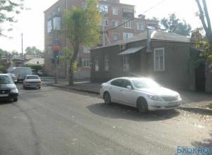 В Ростове Lexus сбил 10-летнего ребенка