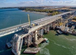 Новый Ворошиловский мост в Ростове построят за счет средств от системы «Платон»