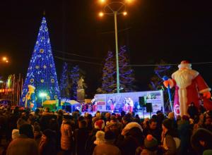 Красочное открытие главной елки Ростова и полсотни других развлечений придумали для горожан