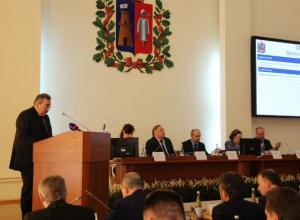 Единогласно подкорректировали городской бюджет депутаты ростовской думы