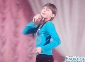 Юная волгодончанка попробует покорить детское Евровидение