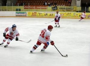 В Ростове во время хоккейного матча умер болельщик