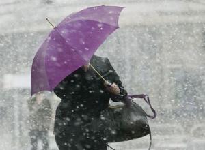 В Ростовской области ожидается похолодание до -10, снег и ветер