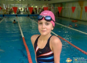 Ростовская школьница Маргарита Рыженкова стала победительницей международного турнира по плаванию