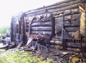 В Ростовской области грабители убили пенсионеров, а потом сожгли их дом для сокрытия преступления
