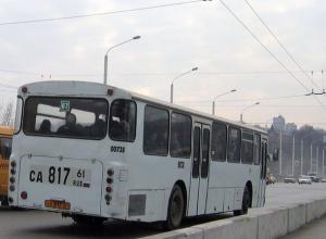 В Ростове изменится схема движения автобуса №67