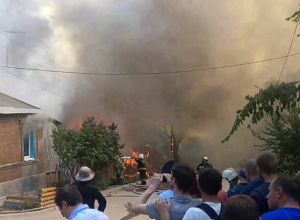 Ростовчане убеждены, что дома в центре города подожгли намеренно