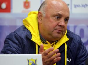 Главный тренер «Ростова» Игорь Гамула извинился за высказывания в адрес темнокожих футболистов