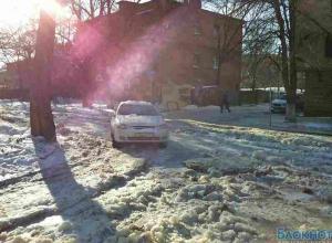 В Ростове-на-Дону чиновников оштрафуют за неубранный снег