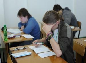 Ростовских школьников заставили писать об измене и ее причинах