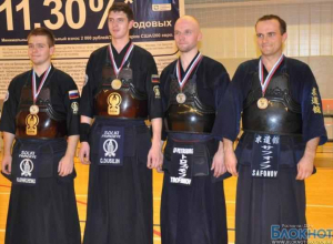 Ростовчанин стал бронзовым призером по кендо