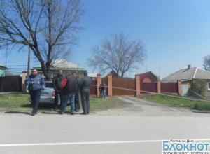 В Ростовской области у убитого сотрудника ДПС пропала кавказская овчарка, охранявшая дом