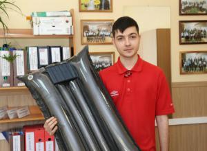 Инновационный воздушный солнечный коллектор в три раза дешевле зарубежных аналогов придумали в Шахтах