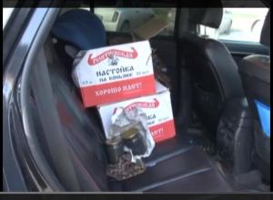 В Ростовской области задержали партию черной икры стоимостью 1 млн (ВИДЕО)