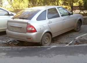 «Сговорившиеся» паркоматы по всему Ростову перестали принимать оплату наличными