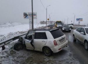 Безбашенный шофер спровоцировал страшную аварию на трассе М-4 «Дон»