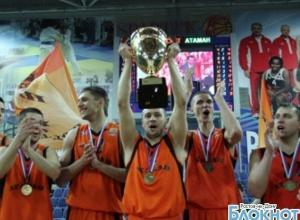 Ростовский баскетбольный клуб «Атаман» снят с чемпионата России
