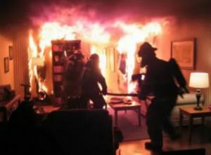 Заснувший с непотушенной сигаретой мужчина сгорел вместе со своим домом в Ростовской области