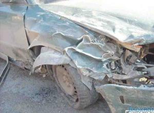 В  ДТП в Ростовской области пострадали 4 человека