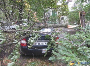 Около 9 тыс. жителей Ростовской области шестой день остаются без света после урагана