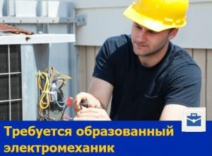 Образованного электромеханика обеспечат стабильной и постоянной работой в Ростове