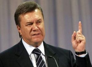 Янукович отказался от пресс-конференции в Ростове, выступив с обращением через СМИ
