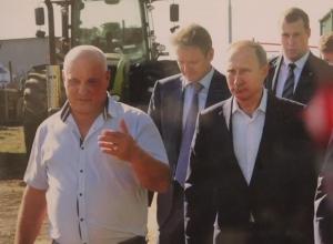 Фермер из Ростовской области выбил из чиновников обещанный Путиным газ