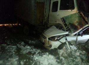В Ростовской области в ДТП погибли двое военнослужащих