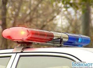 В Батайске пьяная ростовчанка протаранила полицейский автомобиль