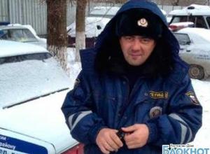 В Ростовской области неизвестные расстреляли сотрудника ДПС Андрея Юрина