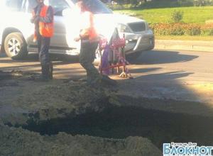 Ростовский Водоканал оштрафуют за яму, в которой утонула иномарка «Шкода Фабиа»
