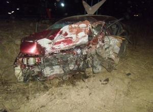 В Ростовской области в аварии погибли четыре человека, пятеро пострадали