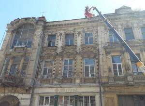 В последний момент от гостей мундиаля в Ростове спрятали знаменитый дом Кисина на Московской