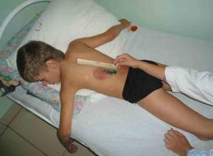 В Цимлянске участник байк-шоу сбил ребенка