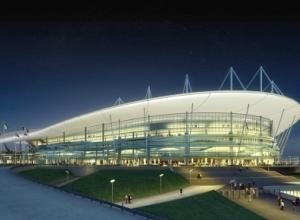 На строительство стадиона в Ростове к ЧМ-2018 выделено 20,2 млрд рублей
