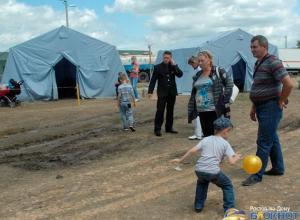 В Ростовской области находятся уже больше 20 тысяч беженцев из Украины