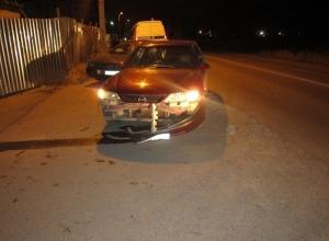 В Таганроге при столкновении с «Опелем» погиб мотоциклист