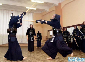В Ростове пройдет восьмой Чемпионат Юга России по кендо
