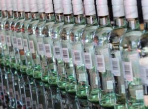 160 литров алкогольной продукции изъято в Ворошиловском районе